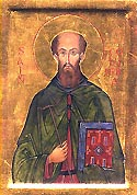 St. Columba of Iona,  the Enlightener of Scotland