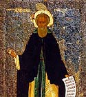 Venerable Cyril, Abbot of White Lake