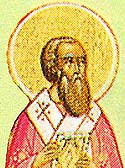 St Bassian the Bishop of Lodi in Lombardy