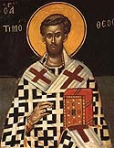 Hieromartyr Timothy the Bishop of Prusa