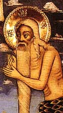 Venerable Peter of Mt. Athos