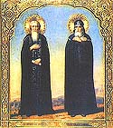 Venerable Andronicus the Abbot of Moscow and Disciple of the Venerable Sergius of Radonezh