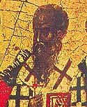 St Methodius the Patriarch of Constantinople