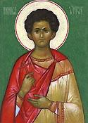 Martyr Modestus at Lucania