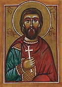 St. Shalva of Akhaltsikhe