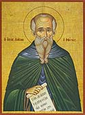 Venerable Paisius the Great