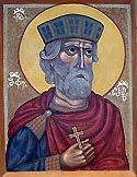 Martyr Archil II, King of Georgia