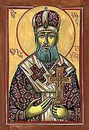 Hieromartyr Kirion II, Catholicos-Patriarch of All Georgia