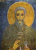 Translation of the relics of the Holy and Wonderworking Unmercenary Cyrus