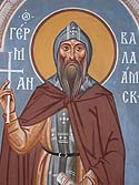 Venerable Herman the Wonderworker of Valaam