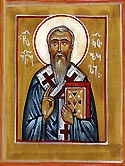 Saint John (Chrysostom) IV, Catholicos of Georgia