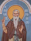 Venerable Lazarus of Murom