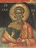 Martyr Acacius of the Holy 40 Martyrs of Sebaste