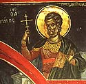 Martyr Gaius of the Holy 40 Martyrs of Sebaste