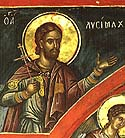 Martyr Lysimachus of the Holy 40 Martyrs of Sebaste