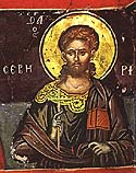 Martyr Severian of the Holy 40 Martyrs of Sebaste