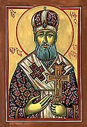 Hieromartyr Kirion II, Catholicos-Patriarch of All Georgia