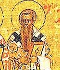 Translation of the relics of St Nicephorus the Patriarch of Constantinople
