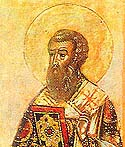 St Serapion the Archbishop of Novgorod