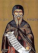 Venerable Benedict of Nursia