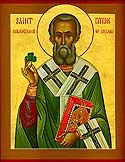 St Patrick the Bishop of Armagh and Enlightener of Ireland