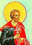 Martyr Trophimus of Nicomedia