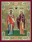 Martyrs Chrysanthus and Daria, and those with them at Rome
