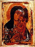 Icon of the Mother of God of Lubyatov