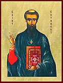 Saint Cuthbert, Wonderworker of Britain