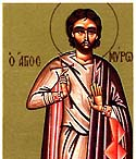 New Martyr Myron of Crete