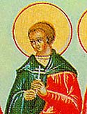 Martyr Cronides the Notary in Illyria