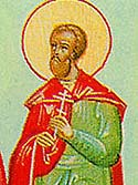 Martyr Amphilochius the Captain in Illyria