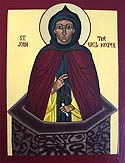 Venerable John the Anchorite of Egypt