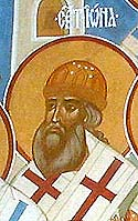 Repose of St Jonah the Metropolitan of Moscow and All Russia