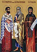Saint Panaretus of Cyprus