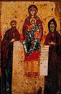 """Icon of the Mother of God """"Svenskaya"""""""
