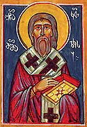 St. Mamai the Catholicos of Georgia