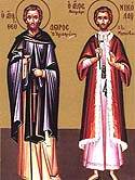 Venerable Theodore the Sanctified, disciple of Venerable Pachomius the Great