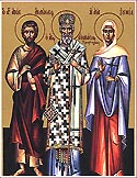 St. Athanasius the New, Wonderworker and Archbishop of Christianopolis