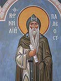 Venerable Cornelius the Abbot of Paleostrov