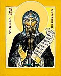 Venerable Nikita the Stylite, Wonderworker of Pereyaslavl