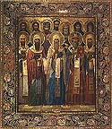 Synaxis of the Saints of Rostov