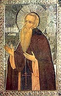 Venerable Therapon, Abbot of Monza