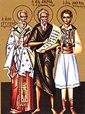 Saint Eutychius, Bishop of Melitene