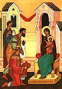 The Three Magi - Melchior, Gaspar, and Balthasar