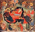 Forefeast of the Nativity of our Lord