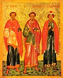 Hieromartyr James the Presbyter of Persia