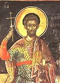 Martyr Elpidephorus of Persia