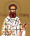 Hieromartyr Nicander the Bishop of Myra
