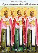 Apostle Patrobus of the Seventy